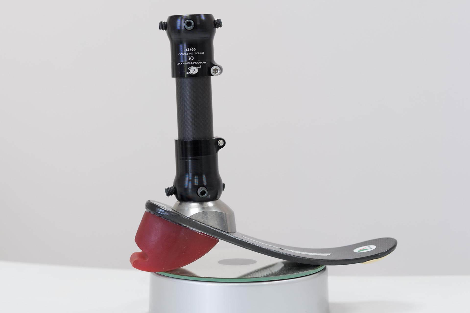 Протеза за долен крайник, подколянна протеза - Ортомедикс