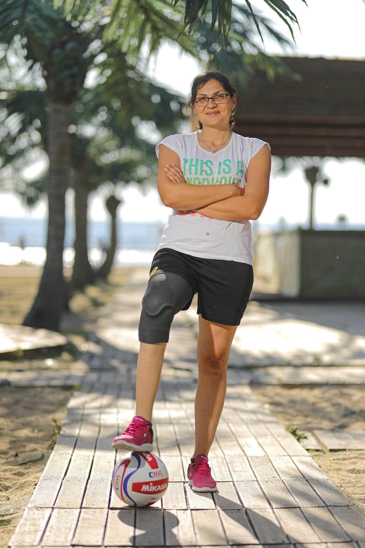 Протеза за крак - Дияна 15 - Ortomedics