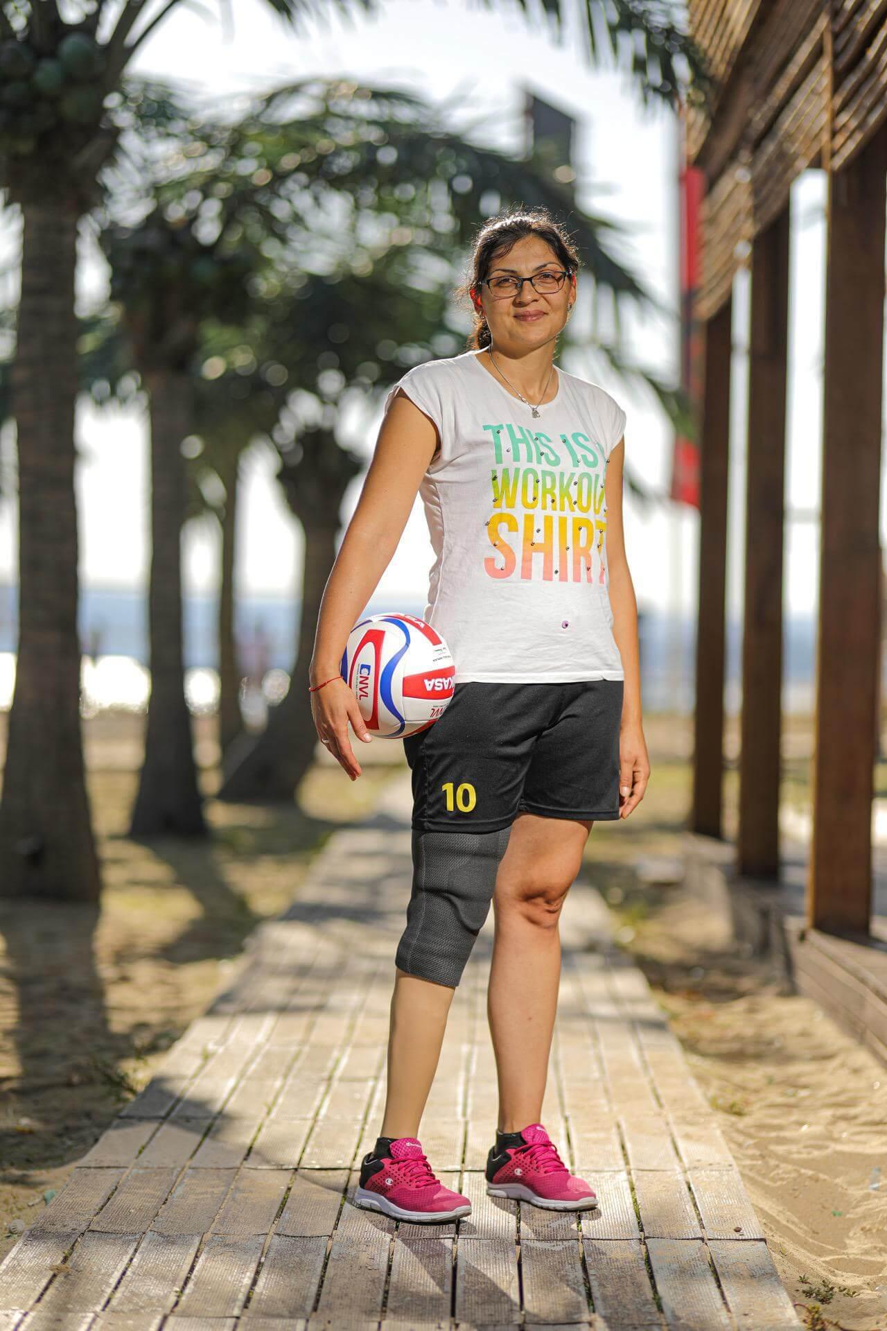 Протеза за крак - Дияна 8 - Ortomedics