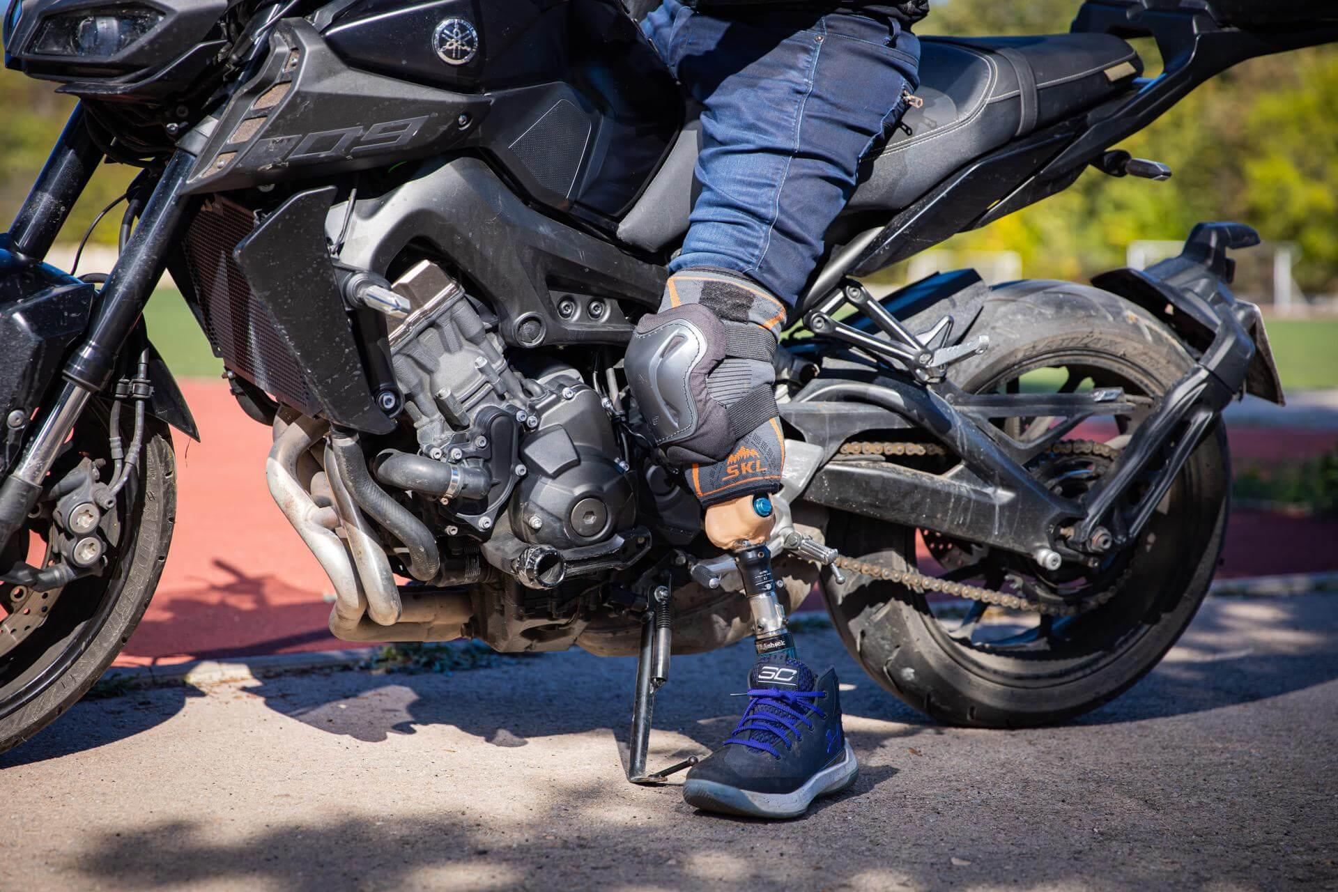 Протези за крака - спорт - Ortomedics